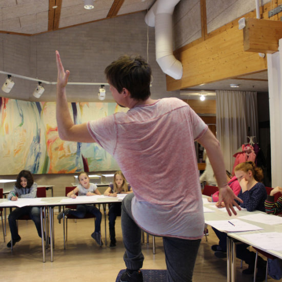 Mattias Olsson I Workshop