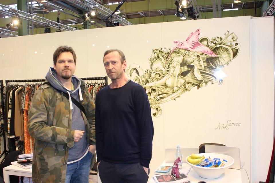 Mattias Olsson och Per Holknekt